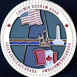 Canada Border Services Agency CBSA - Roxham Road