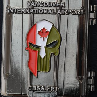 Canada Border Services Agency CBSA - Vancouver International Airport FRT