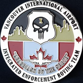 Canada Border Services Agency CBSA - Vancouver International Airport Roving Team
