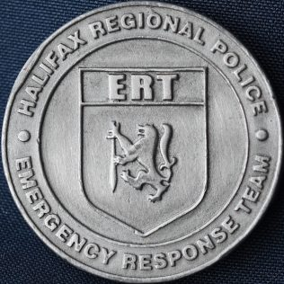 Halifax Regional Police Emergency Response Team