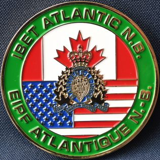 Integrated Border Enforcement Team (IBET) Atlantic New Brunswick