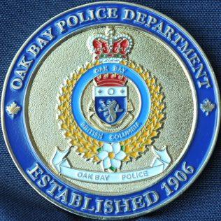 Oak Bay Police Department