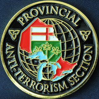 Ontario Provincial Anti-Terrorism Section