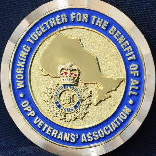 Ontario Provincial Police 50th Anniversary Veterans' Association