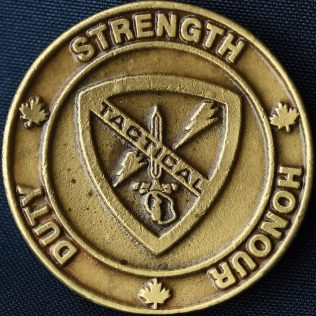 Peel Regional Police Tactical Unit