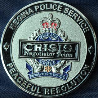 Regina Police Service Crisis Negotiator Team