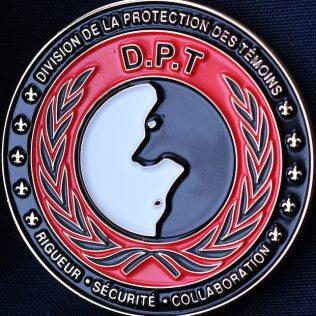 Sûreté du Québec Witness Protection Division