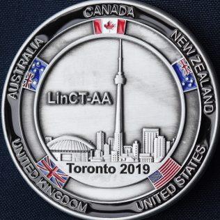 Toronto Police Service LinCT-AA Toronto 2019