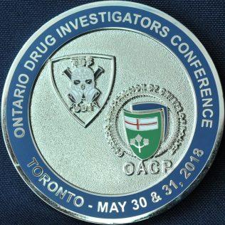 Toronto Police Service Ontario Drug Investigators conference