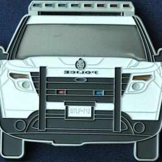 Toronto Police Service Police Car Explorer