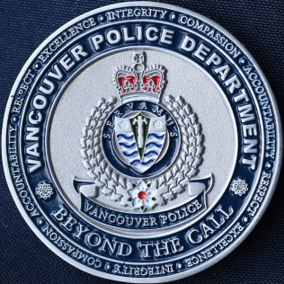 Vancouver Police Department Youth Services Section