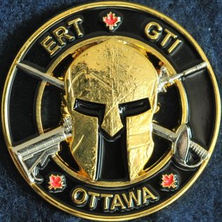 RCMP A Division - Emergency Response Team Ottawa