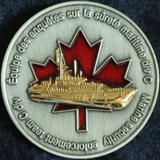 RCMP C Division - Marine Security Enforcement Team