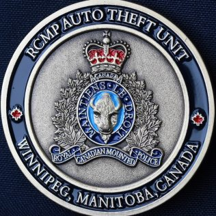 RCMP D Division Auto Theft Unit