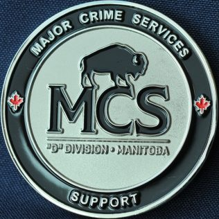 RCMP D Division Major Crime Services Support