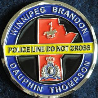 RCMP D Division - Major Crime Unit