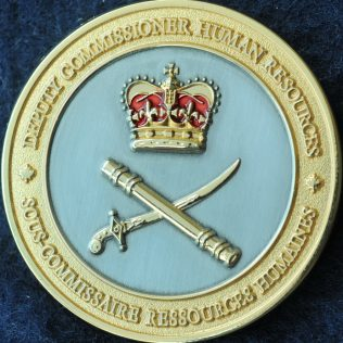 RCMP Deputy Commissioner Human Resources
