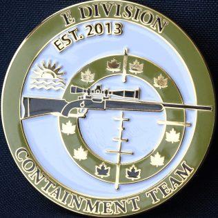 RCMP E Division Critical Incident Program Containment Team
