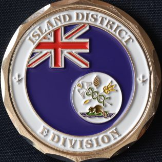 RCMP E Division Island District