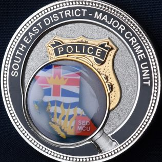 RCMP E Division Major Crime South East District