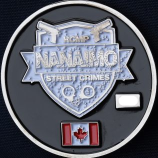 RCMP E Division Nanaimo Detachment Street Crimes Unit