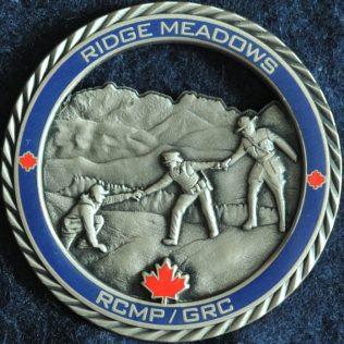 RCMP E Division - Ridge Meadows Detachment