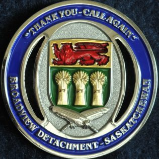RCMP F Division - Broadview Detachment