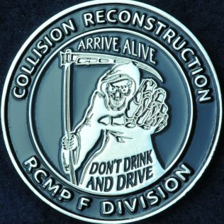 RCMP F Division Collision Reconstruction