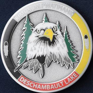 RCMP F Division Deschambault Lake Detachment