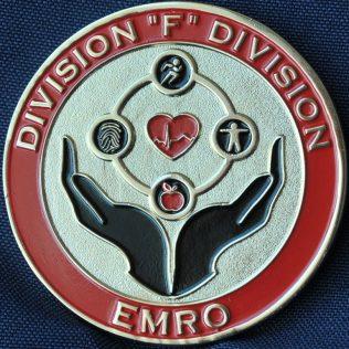 RCMP F Division EMRO