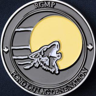 RCMP F Division Fond du Lac Detachment