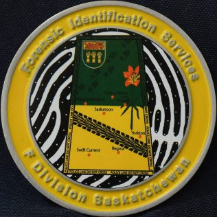 RCMP F Division Forensic Identification Services