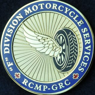 RCMP F Division Motorcycle Services