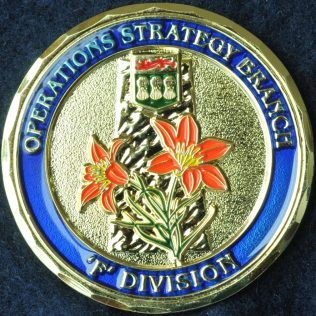 RCMP F Division Operations Strategy Branch Gold