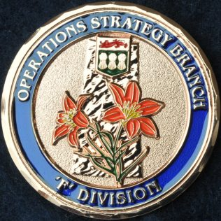 RCMP F Division Operations Strategy Branch Rose Gold
