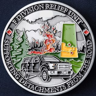 RCMP F Division Relief Unit