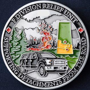 RCMP F Division Relief Unit