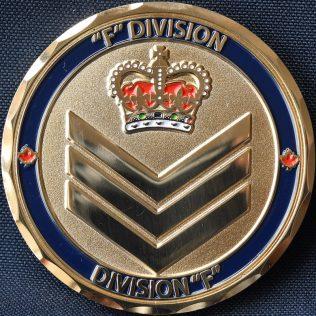 RCMP F Division Sergeant