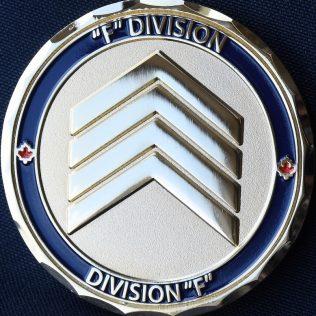 RCMP F Division Staff Sergeant