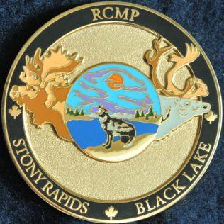 RCMP F Division - Stony Rapids Black Lake Detachment
