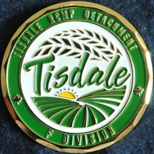 RCMP F Division - Tisdale Detachment