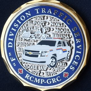 RCMP F Division Traffic Services