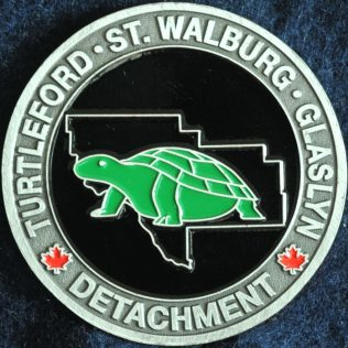 RCMP F Division - Turtleford St.Walburg Glaslyn Detachment