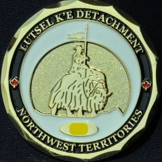 RCMP G Division Lutsel K'e Detachment