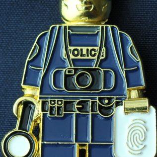 RCMP Generic LEGO FIS