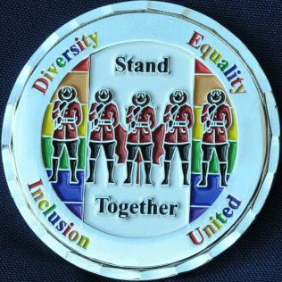 RCMP Generic LGBTQ Stand Together