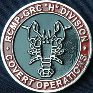 RCMP H Division Covert Operations
