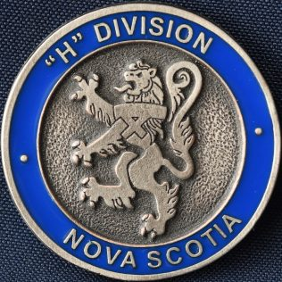 RCMP H Division Nova Scotia old