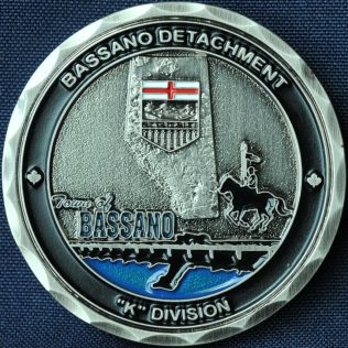 RCMP K Division Bassano Detachment