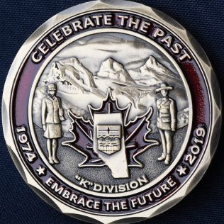 RCMP K Division Celebrate the Past 1974-2019
